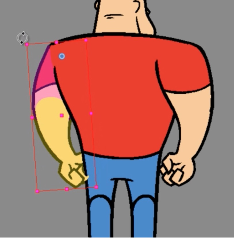Toon Boom Animate Rigging Tutorial