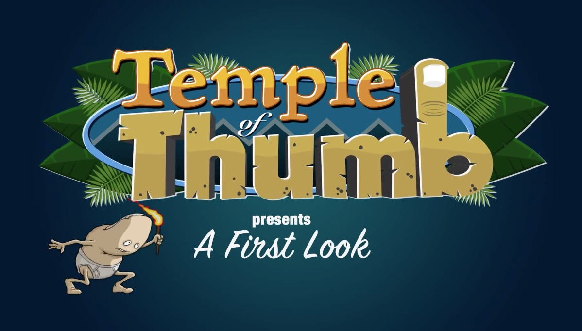 Temple of Thumb – Made using my Maze Game Tutorials!