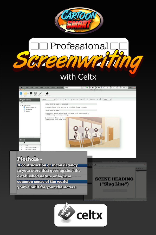 Screenwriting Video Tutorials copy