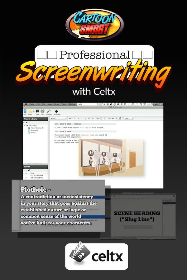 Screenwriting Video Tutorials copy