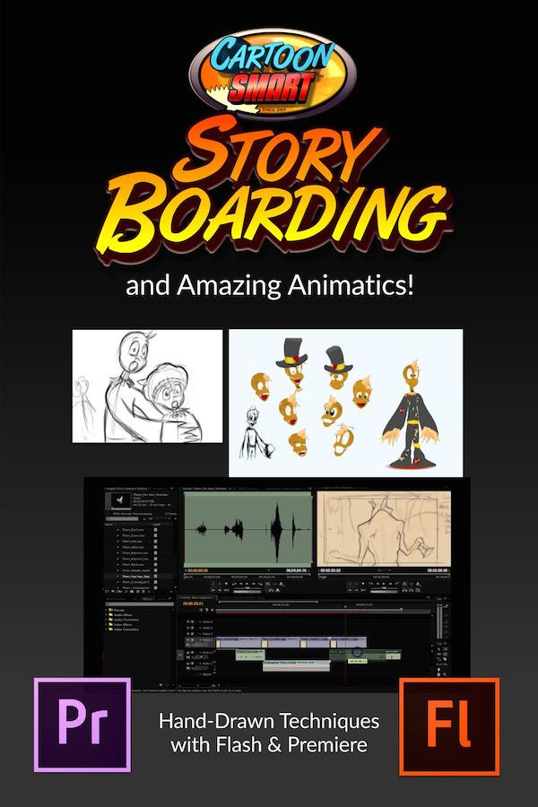 StoryBoarding and Animatics Video Tutorials