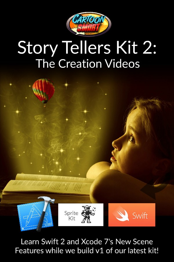 StoryTellers iOS Starter Kit 2