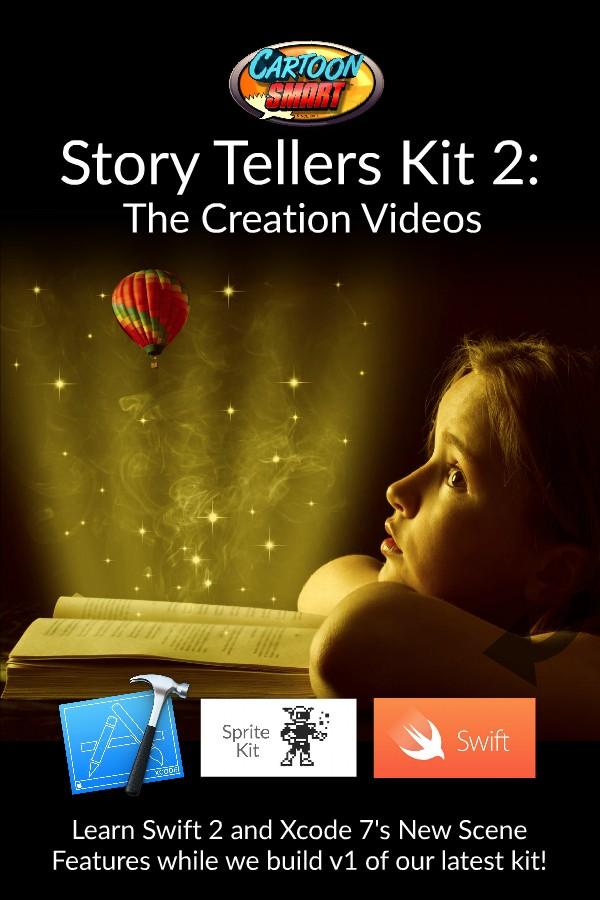 StoryTellers iOS Starter Kit 2