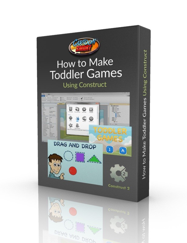 How to Make Toddler Games with Construct 2