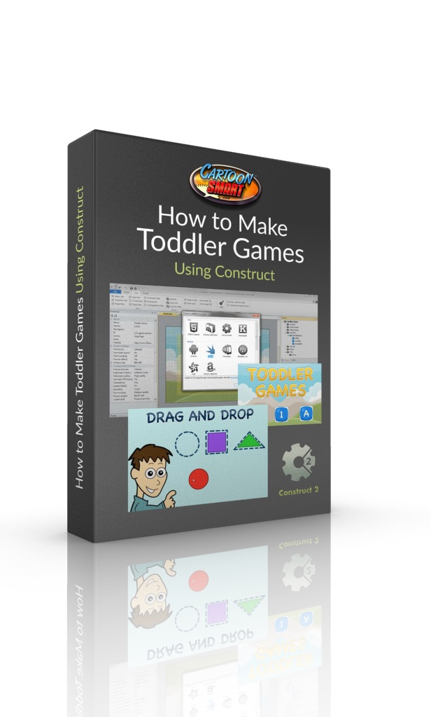 Toddler Games Tutorial using Construct 2