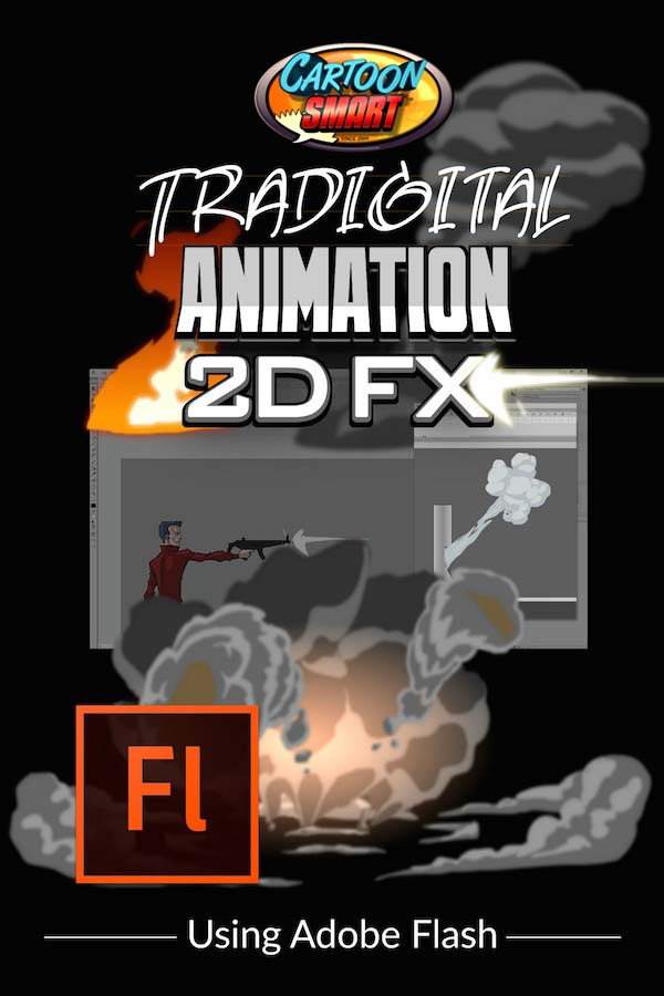 Traditional Animation Video Tutorials 2D FX