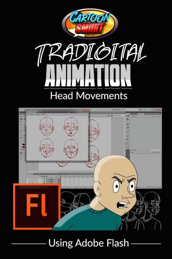 Traditional Animation Video Tutorials Head Movements