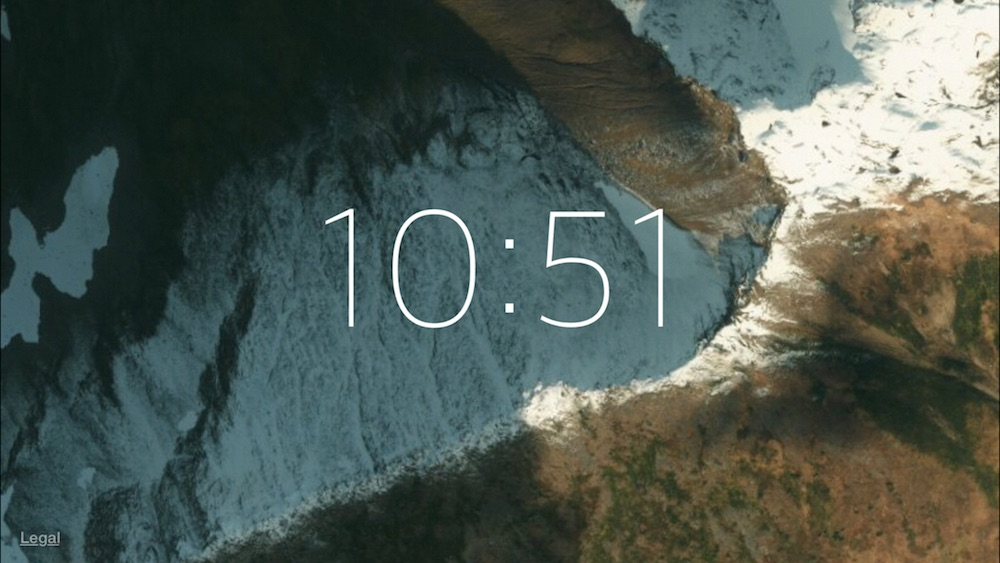 Above Time - Map Clock App