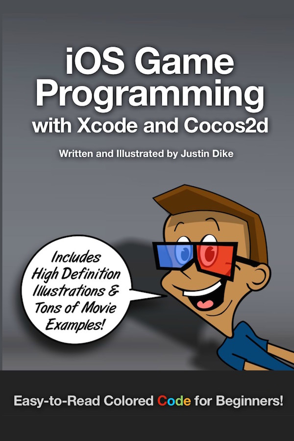 iOS Game Programming with Xcode and Cocos2d Book