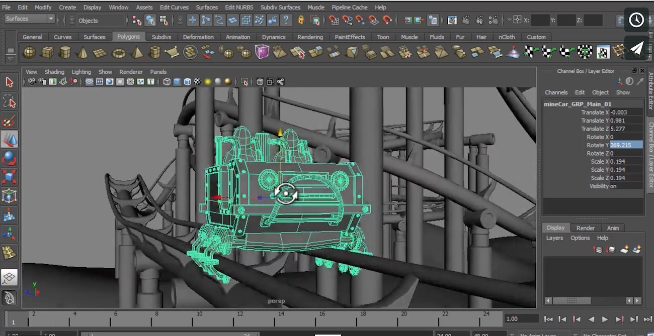 Maya Video Tutorials