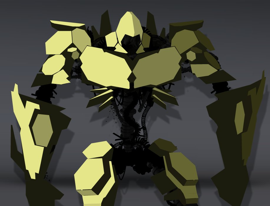 How to Draw Giant Robots in Adobe Flash - Video tutorials