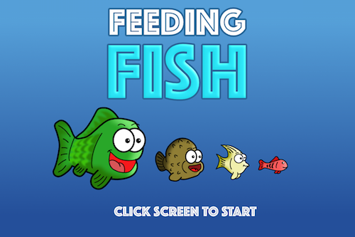 Create a Feeding Fish Frenzy Game with Construct 2