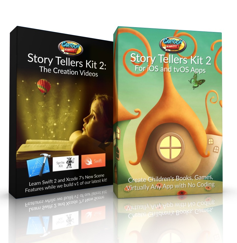 Story Tellers Kit Boxes 2
