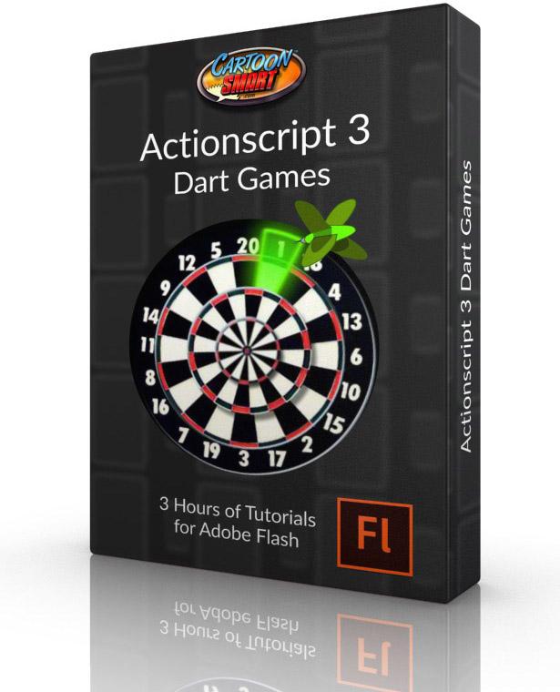 Actionscript 3 Dart Games Video Tutorials