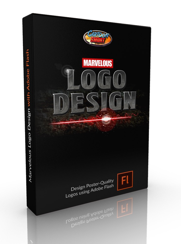 How to Design Marvel Style Logos with Adobe Flash