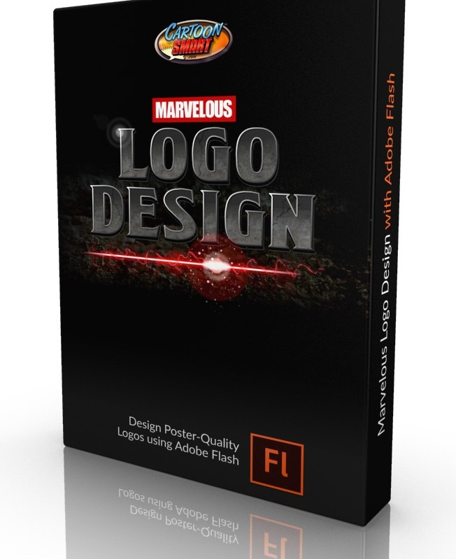 How to design logos in Adobe Flash