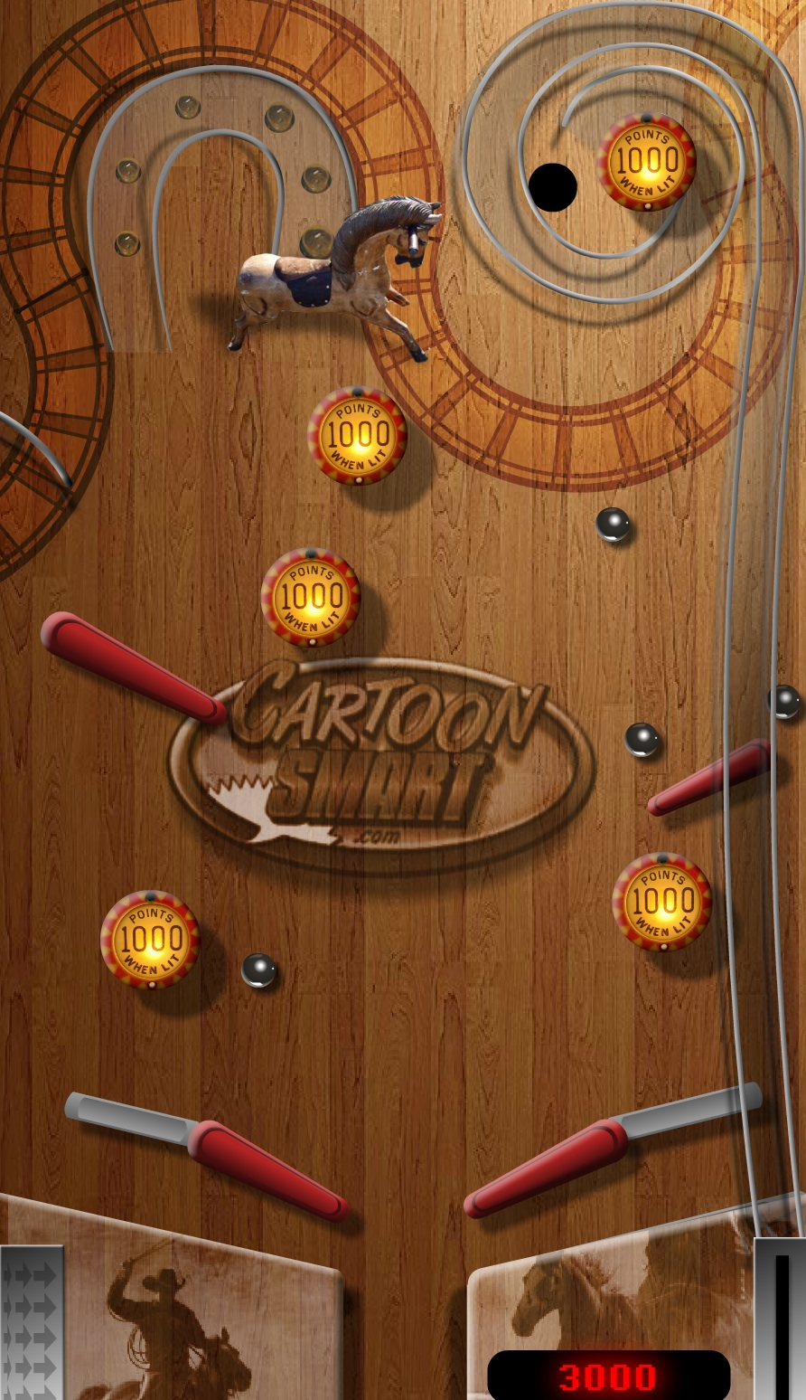 Actionscript 3 Pinball Games
