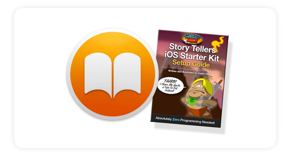 Written Guides for the Story Tellers iOS Starter Kit
