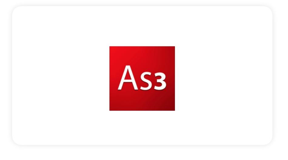 The course teaches Actionscript 3