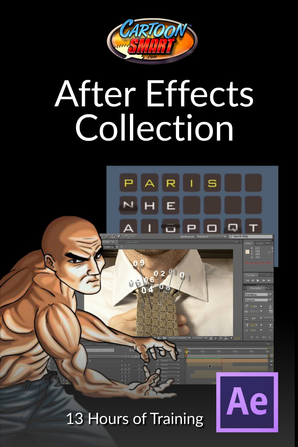 After Effects Training Collection
