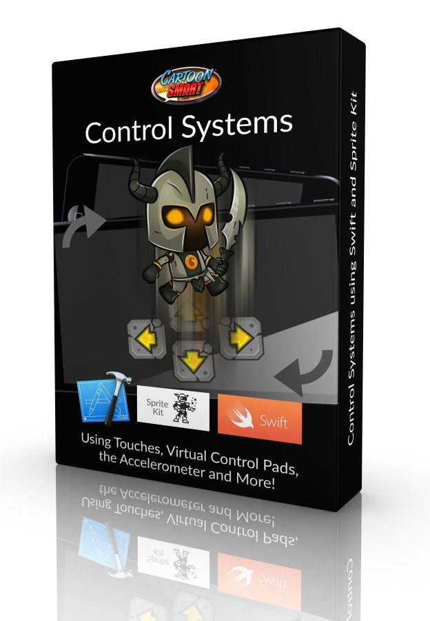 Control Systems Tutorial - How to Control Character Movement with Swift and Sprite Kit
