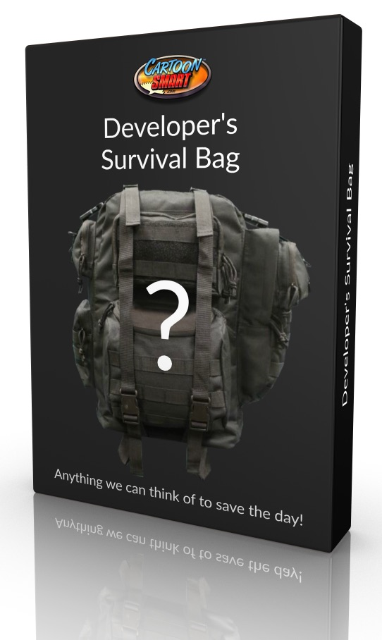 Developers Survival Bag of Video Tutorials