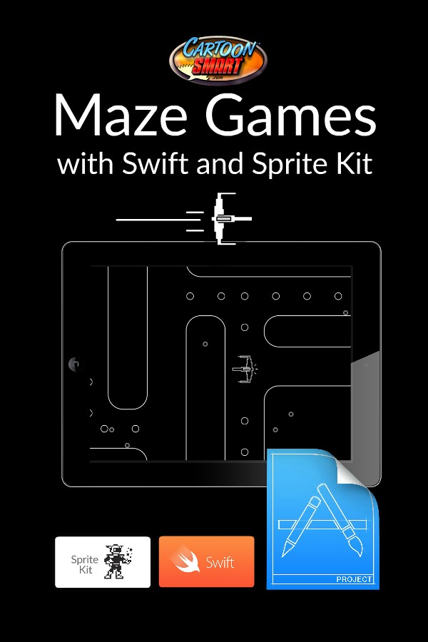 Maze Games with Swift and Sprite Kit - Tutorials