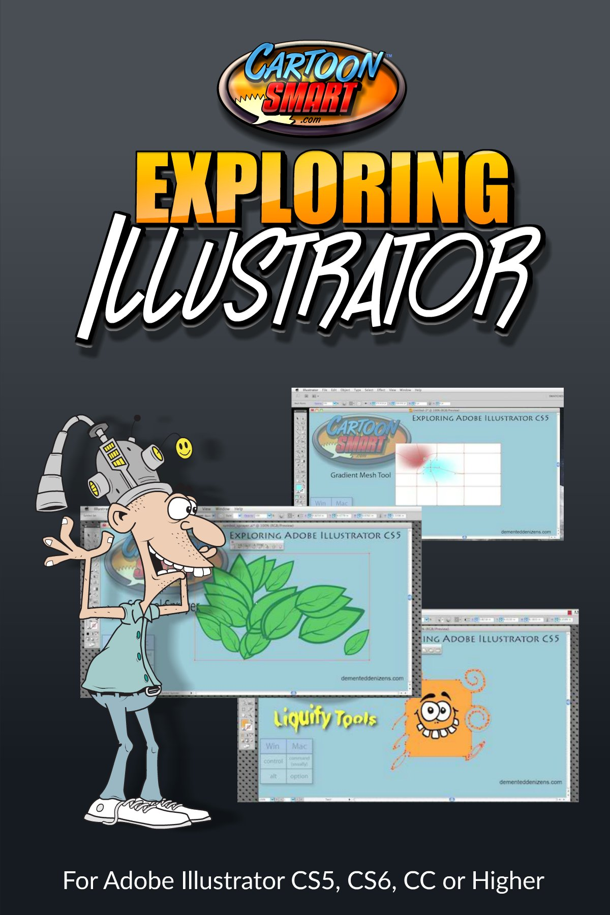 Exploring Adobe Illustrator Tutorials