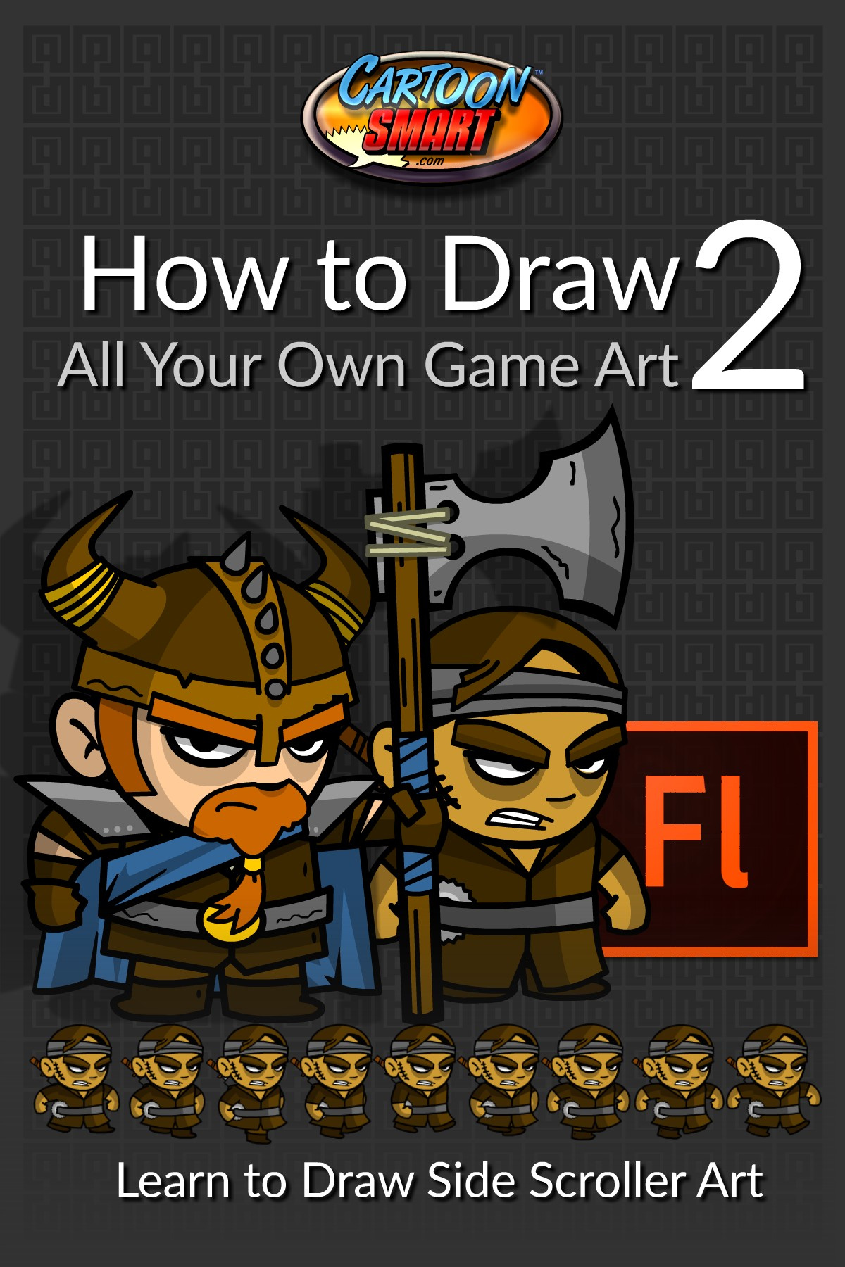 How to draw game art tutorial Box2
