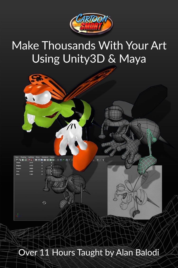 Make Thousands of Dollars With Your Art Using Unity3D Maya