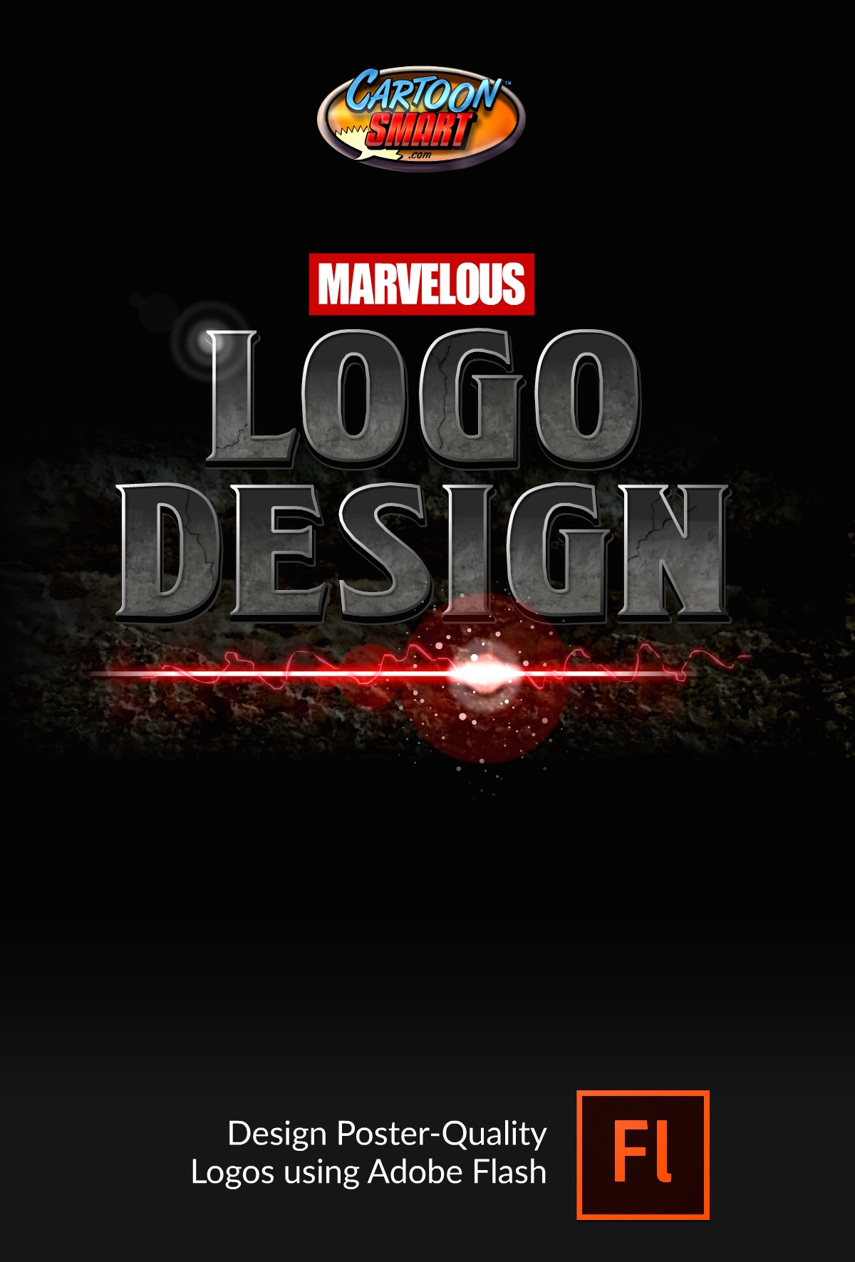 Marvelous Logo Design with Adobe Flash - Video Tutorials