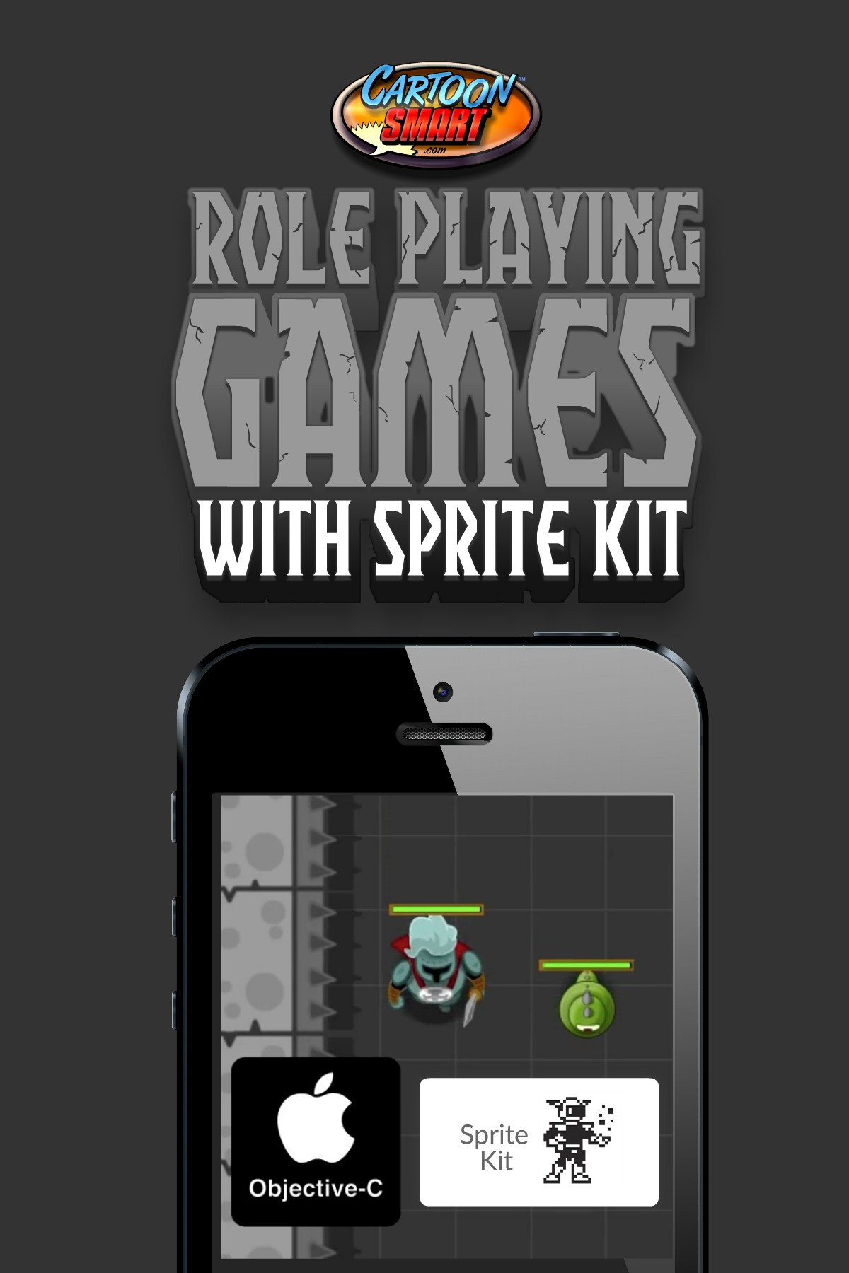 Role Playing Games with Sprite Kit Video Tutorials