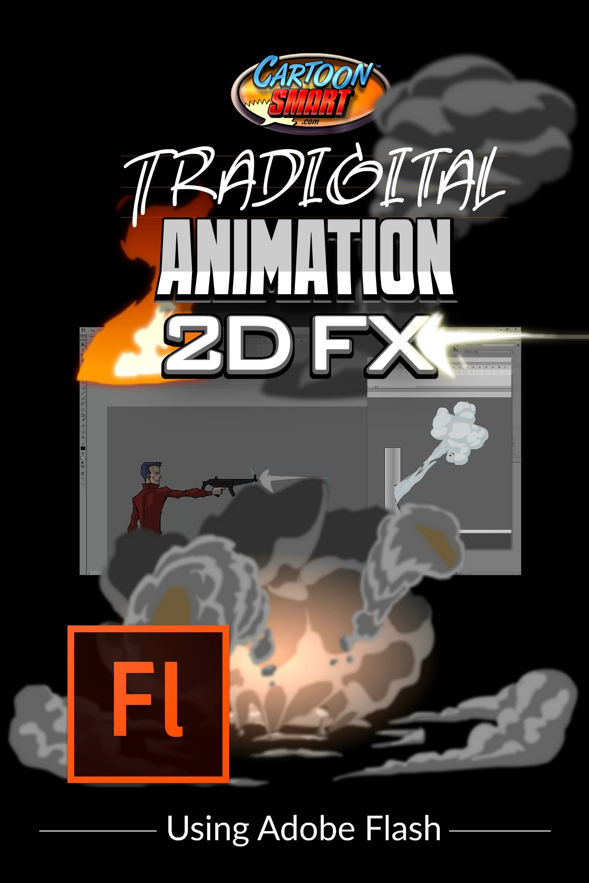 Tradigital Animation 2DFX Tutorial