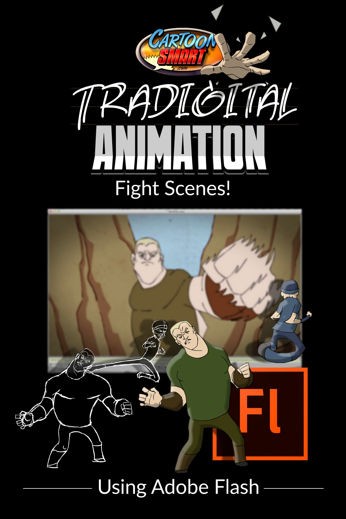 Tradigital Fight Scenes Tutorial