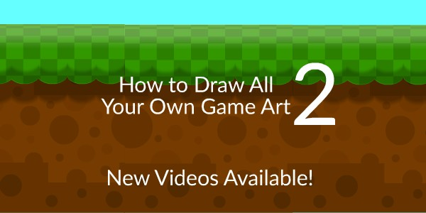 How to Draw All Your Own Game Art 2