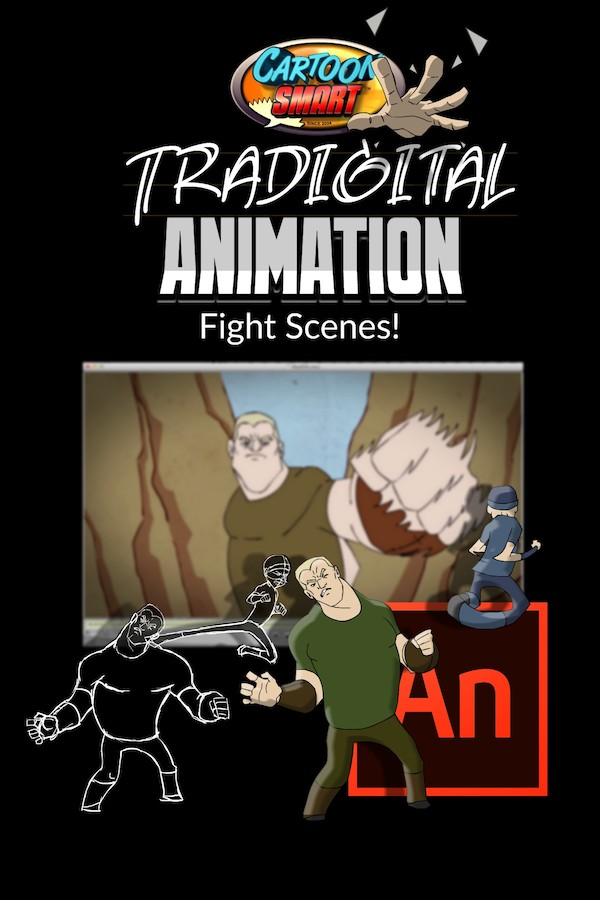 Adobe Animate Animation Tutorial - Fight Scenes