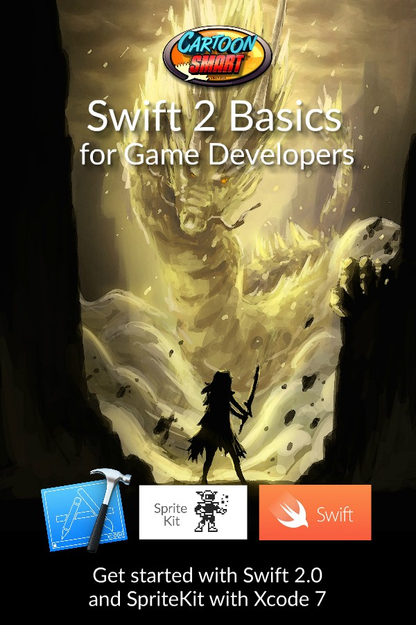 Swift 2 SpriteKit Basics Video Tutorials