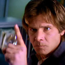 Shut him up or shut him down - Han Solo