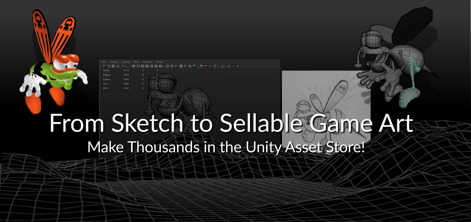 Unity and Maya 3D Video Tutorials