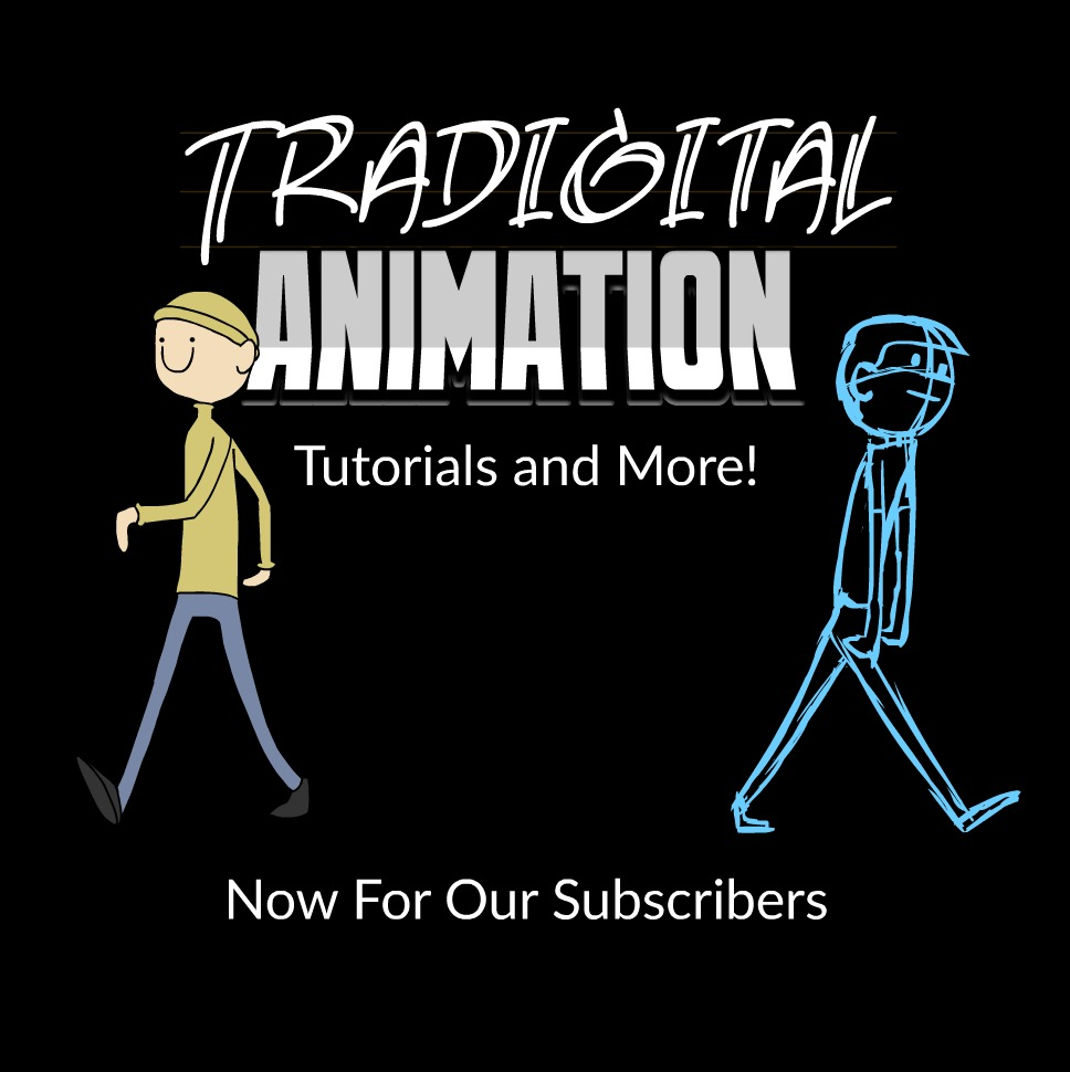 All of Conan Sinclair's amazing animation tutorials are available for Subscribers!