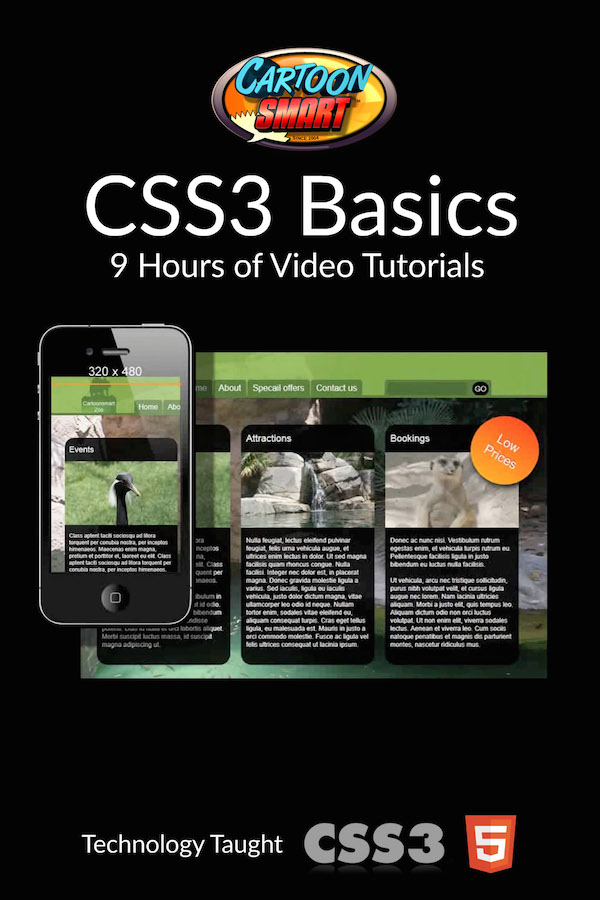 CSS3 Video Tutorials