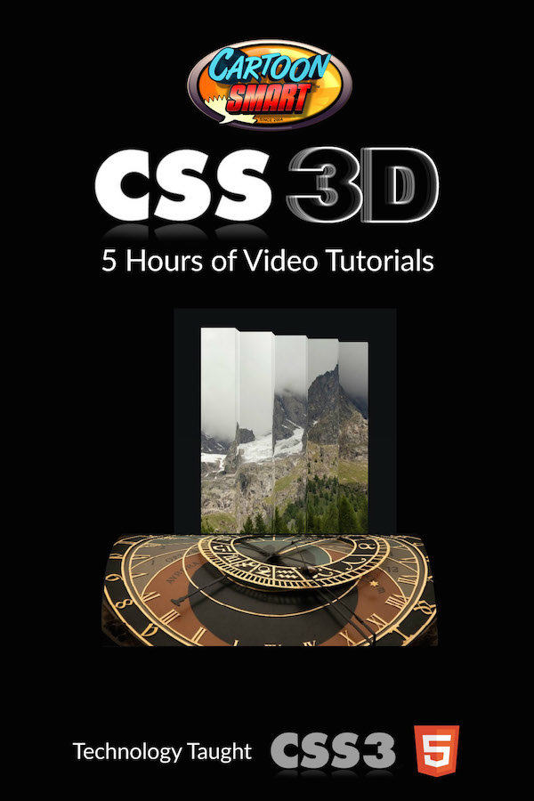 CSS3D Video Tutorials