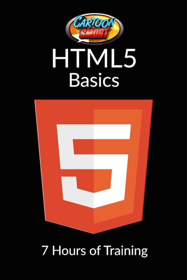 HTML5 Basics Video Tutorials