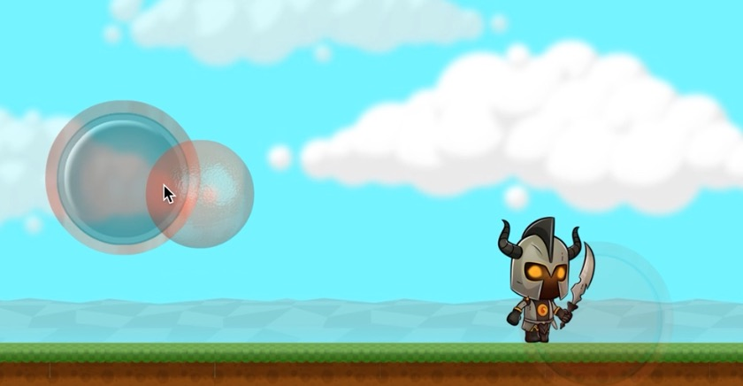 iOS Video Tutorials Control Side Scroller Character