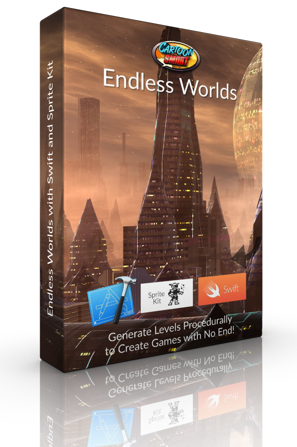 Endless Worlds Video Tutorial Series for Swift and Sprite Kit