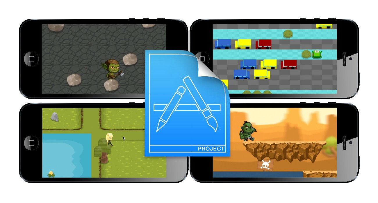 Xcode Templates for Frogger, Endless Runner and More
