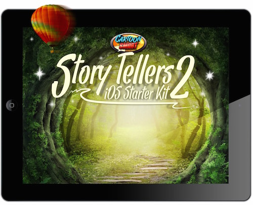 Work begins on StoryTellers Kit 2. Just in time for Swift 2!