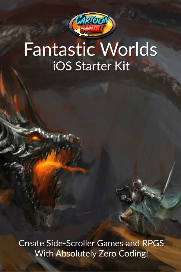 Fantastic Worlds iOS Starter Kit