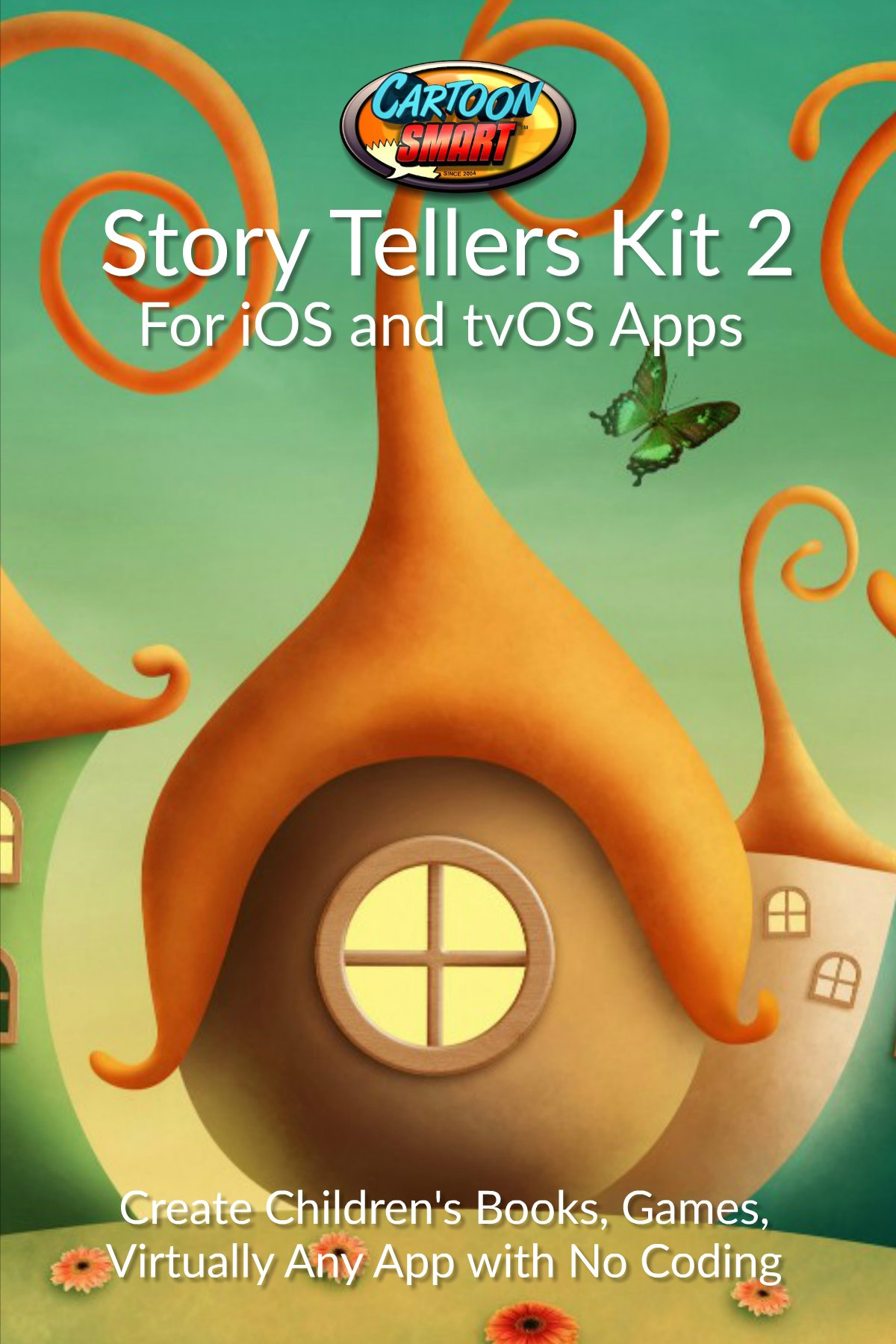 Story Teller Kits 2 - For Xcode Development of Story Book Apps