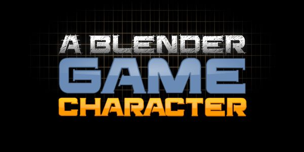 A Blender Game Character 3d Video tutorials